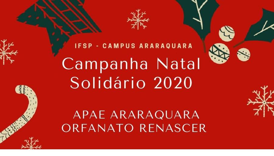 Campanha Remota de Natal Solidário 2020