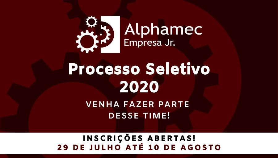 Alphamec - Processo Seletivo 2020