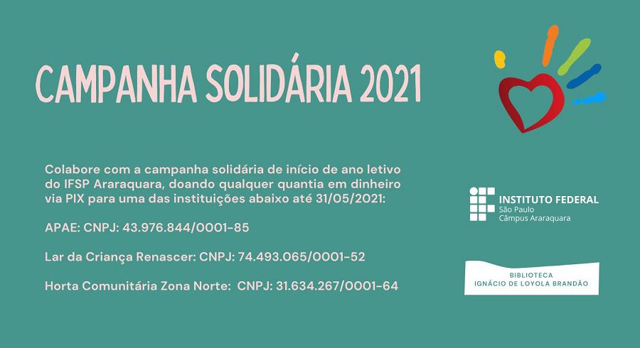Campanha Solidária 2021
