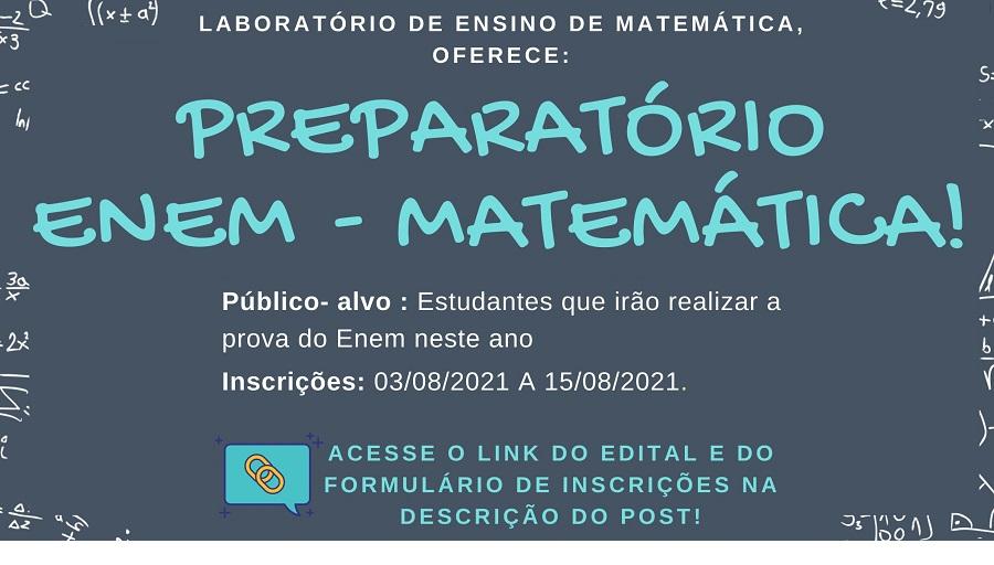 Curso Preparatório Enem - Matemática