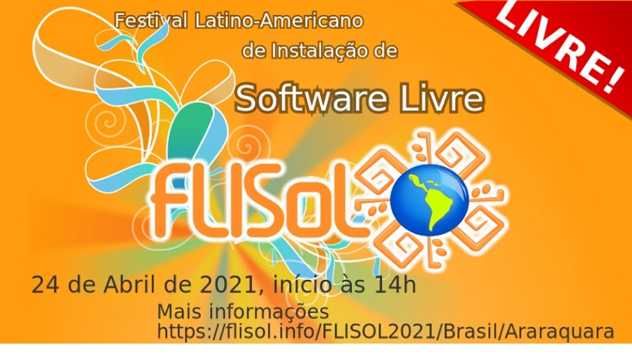 FLISoL 2021 - 24 de Abril - 14h